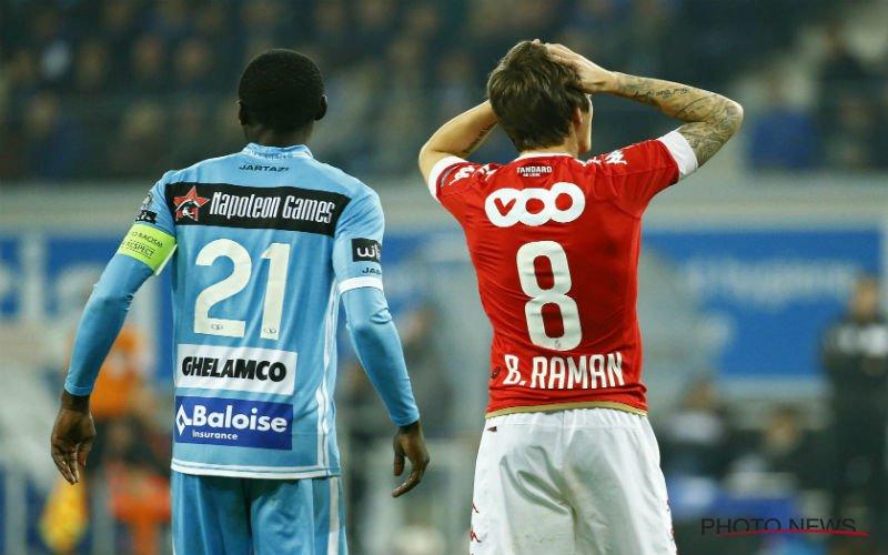 Aderlating voor Standard net voor topper tegen Anderlecht