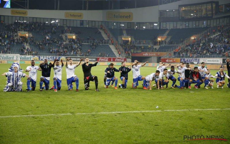 Zo reageerden de spelers van Gent op droomaffiche met Tottenham Hotspur (Video)
