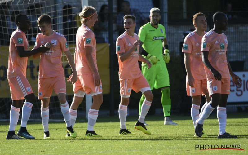 'Van alle nieuwkomers is er maar één die op niveau speelt bij Anderlecht'