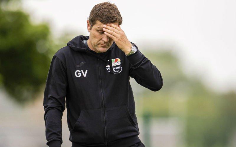 Verheyen maakt eerste tussenbalans op als coach van KVO: