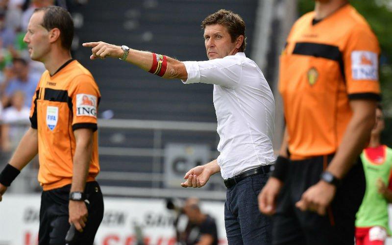 Broos velt oordeel over eerste maanden van Verheyen als coach bij KVO