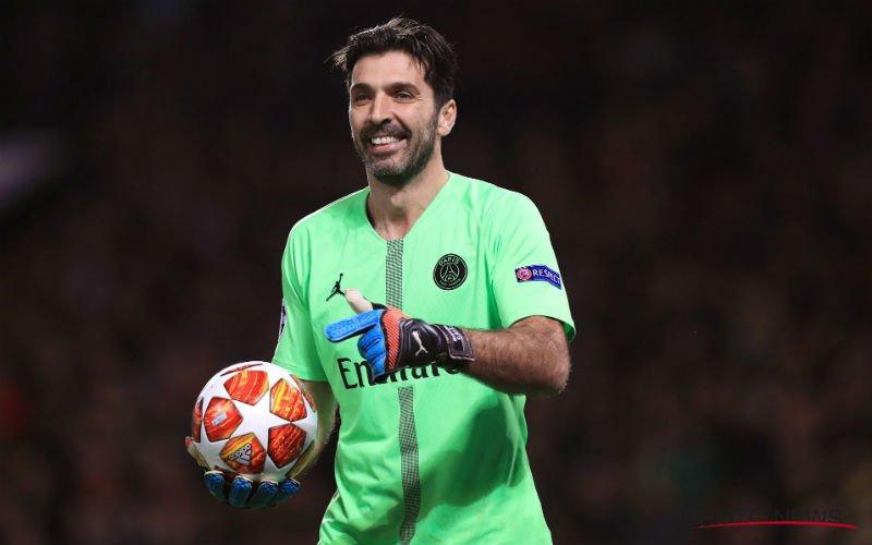 'Gianluigi Buffon (41) realiseert plots érg verrassende transfer'