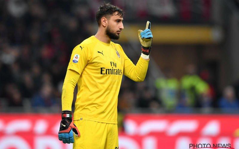'Donnarumma verhuist naar deze topclub, AC Milan vangt 50 miljoen'