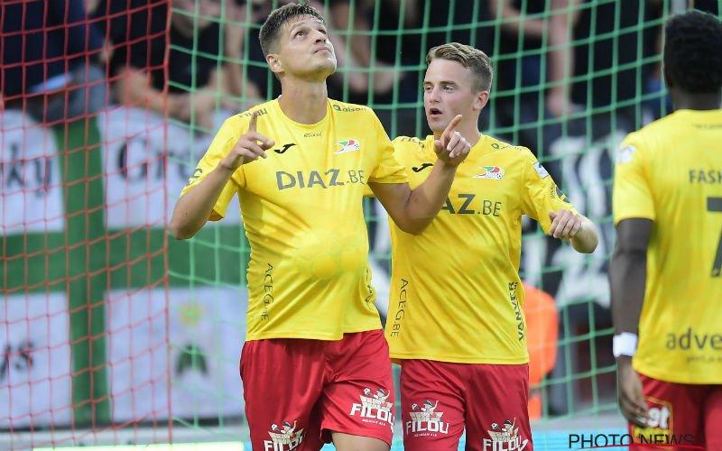 KV Oostende pakt 6 op 6, Charleroi kan opnieuw niet winnen