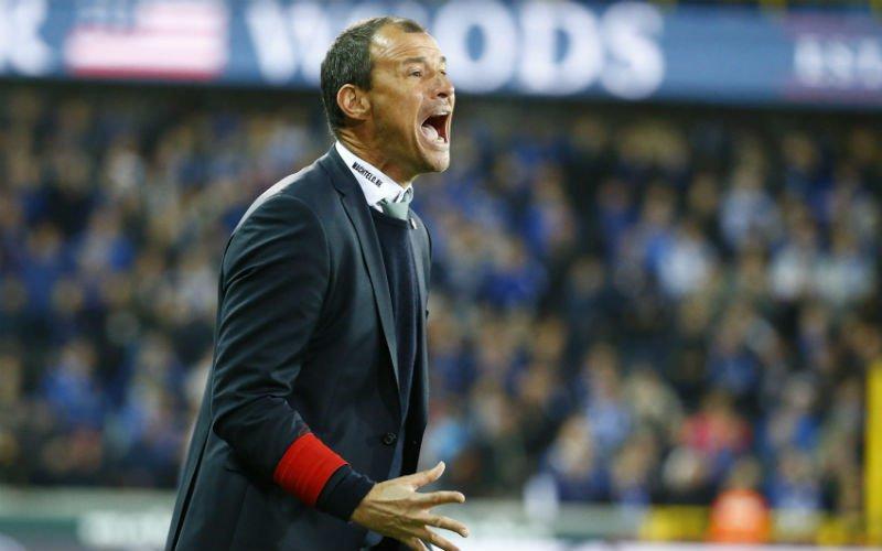 Cercle Brugge en coach Guyot stoppen de samenwerking