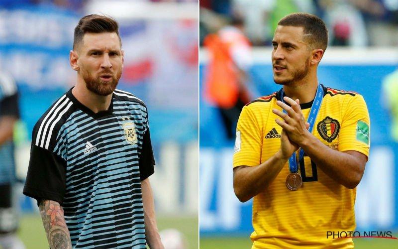Messi is het beu en regelt transfers bij Barça: 'Hazard en deze 3 spelers'