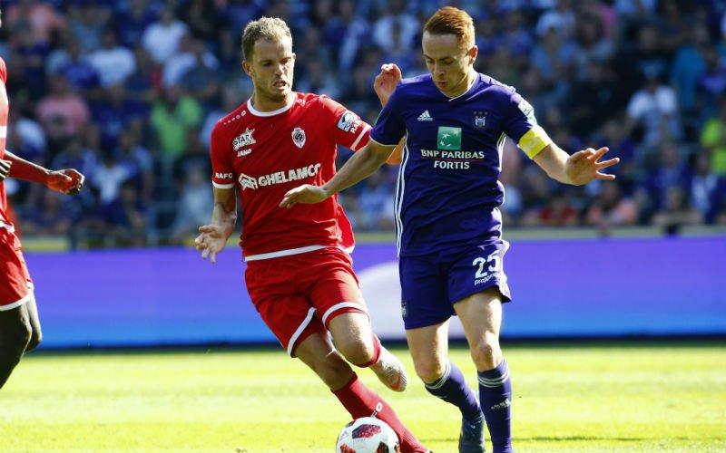 Antwerp draait Anderlecht een loer en rondt 'straffe transfer' af