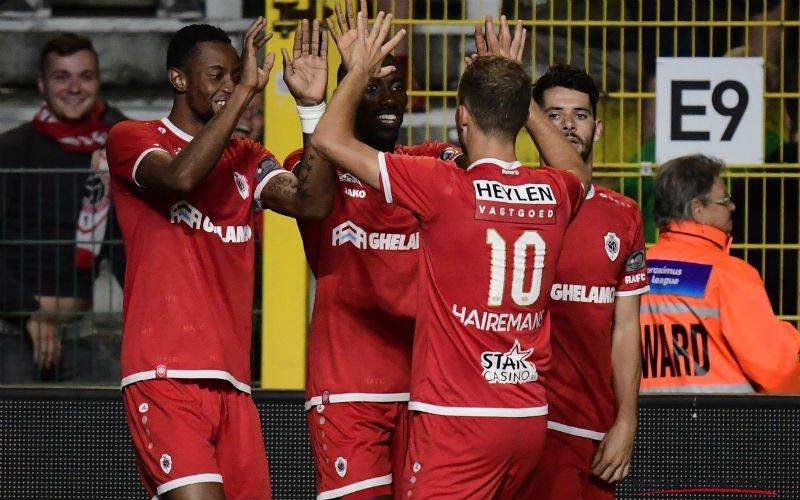 Zorgwekkende evolutie bij Antwerp FC: