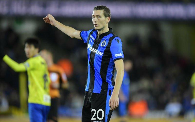 Club Brugge wordt lijkbleek: 'Deze 4 grote clubs melden zich voor Vanaken'