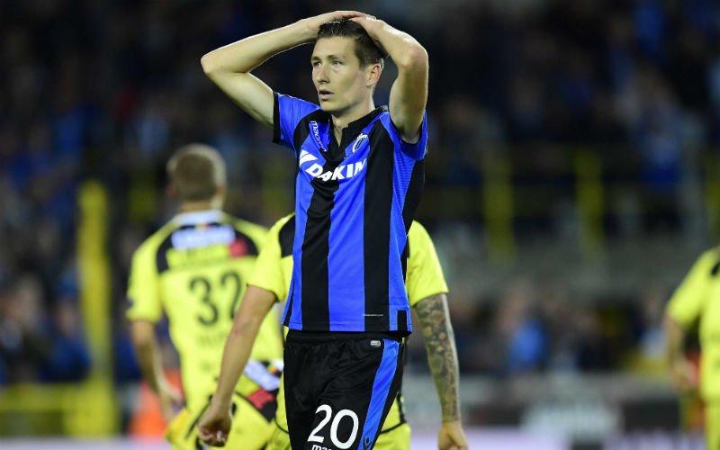 Hans Vanaken ruilt Club Brugge mogelijk in voor Europese topclub