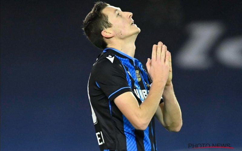 'Club Brugge krijgt gelijk, Hans Vanaken kan het niet geloven'