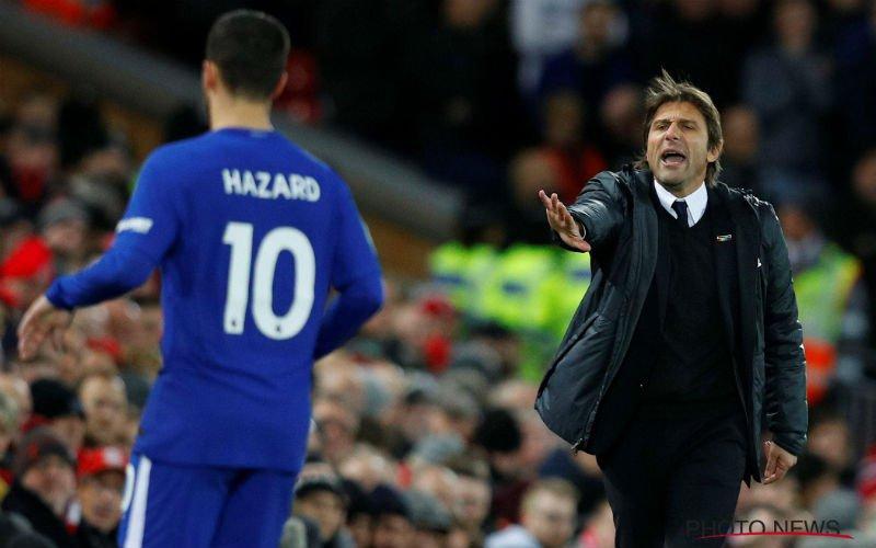 De kogel is door de kerk: 'Hazard en Courtois verlaten Chelsea'