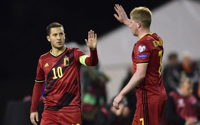 Peter Vandenbempt over De Bruyne en Hazard: