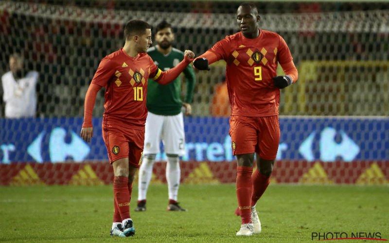 Hazard wees Lukaku terecht, Vandenbempt moét daar iets over kwijt