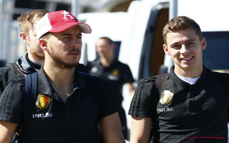 Kan Eden Hazard de Gouden Bal winnen? Broer Thorgan geeft het antwoord