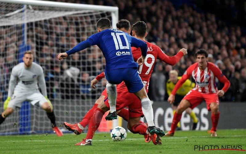 'Chelsea laat Hazard vertrekken en haalt deze vervanger'