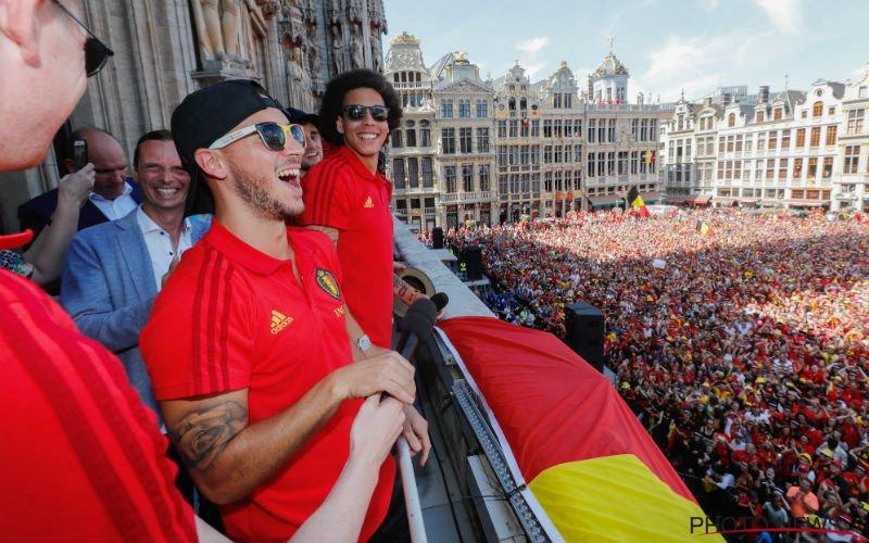 Bij Chelsea gaan ze heel ver voor Hazard: