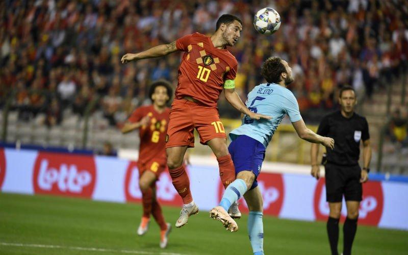 Nederlandse media niet onder de indruk van België, al viel één speler op