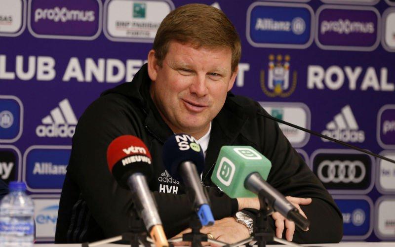Grote problemen voor Anderlecht tegen RC Genk