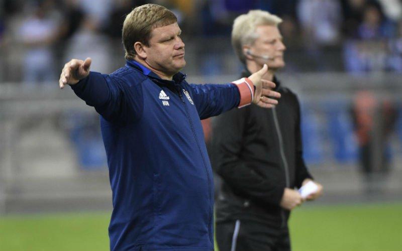 'Vanhaezebrouck gooit grote naam uit de ploeg na nederlaag tegen Genk'