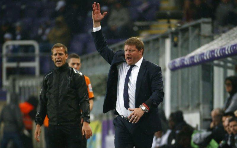Vanhaezebrouck hoeft Anderlecht-basisspeler niet meer: '5 miljoen'