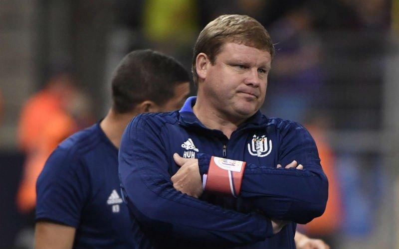 Vanhaezebrouck mist twee (basis)spelers tegen Union: