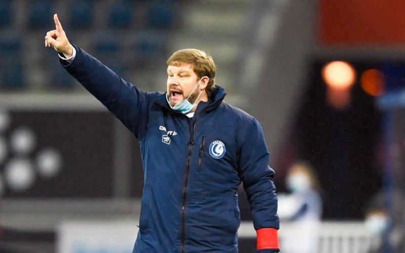 Chaos bij AA Gent: spelers laten Hein Vanhaezebrouck volledig in de steek