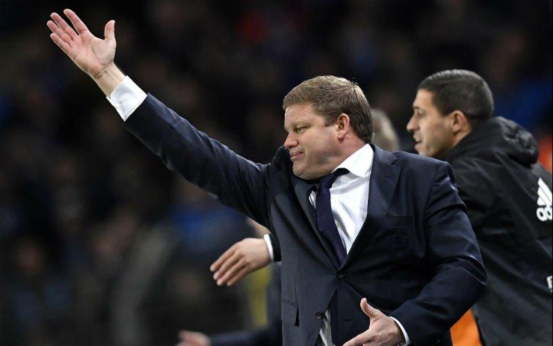 Vanhaezebrouck is het beu en zet kritische Anderlecht-fans op hun plaats