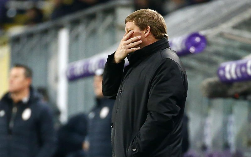 Hein gefrustreerd na Celtic: