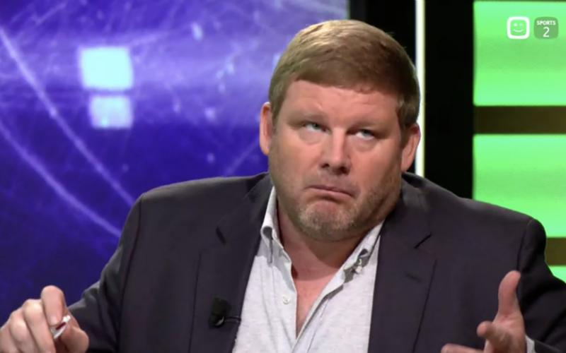 Hein Vanhaezebrouck is het beu en haalt uit: