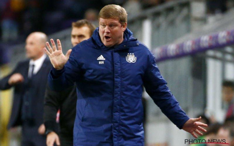 Anderlecht raakt toptalent kwijt als Vanhaezebrouck hem niet opstelt