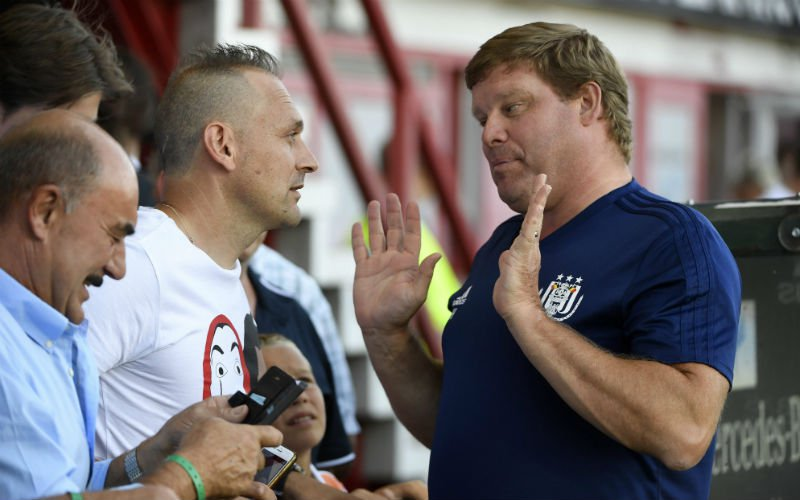 """Zorgen voor Vanhaezebrouck: """"Daar blijft Anderlecht kwetsbaar"""""""