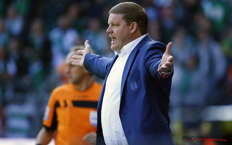 'Hein Vanhaezebrouck neemt drastisch besluit over nieuwe club'