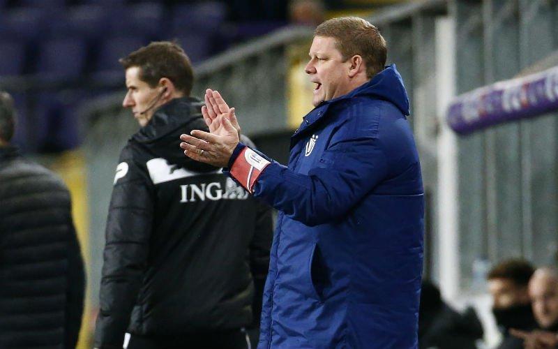 Vanhaezebrouck stelt fans flink teleur: