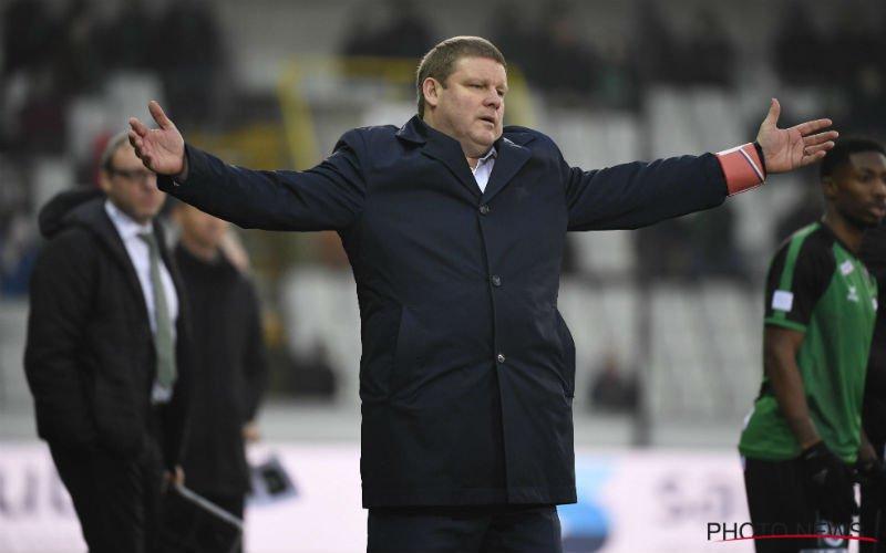 'Hein Vanhaezebrouck verrast en is op weg naar deze club'