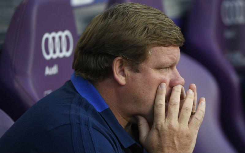 Transferbeleid flopt, Vanhaezebrouck kan niet wisselen: