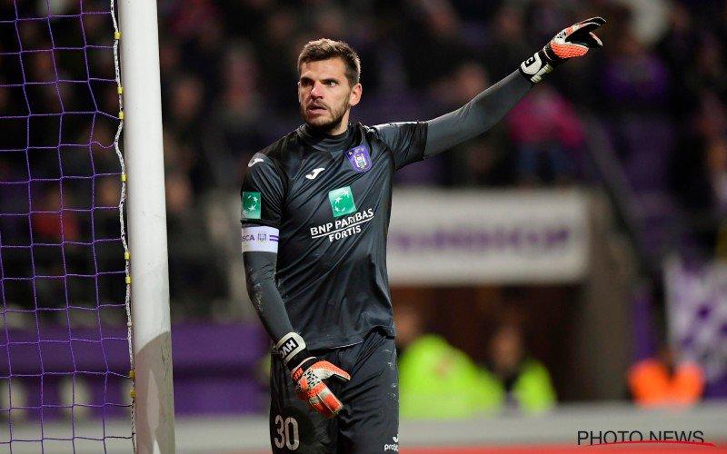 'Anderlecht grijpt in en verrast met komst van nieuwe doelman'