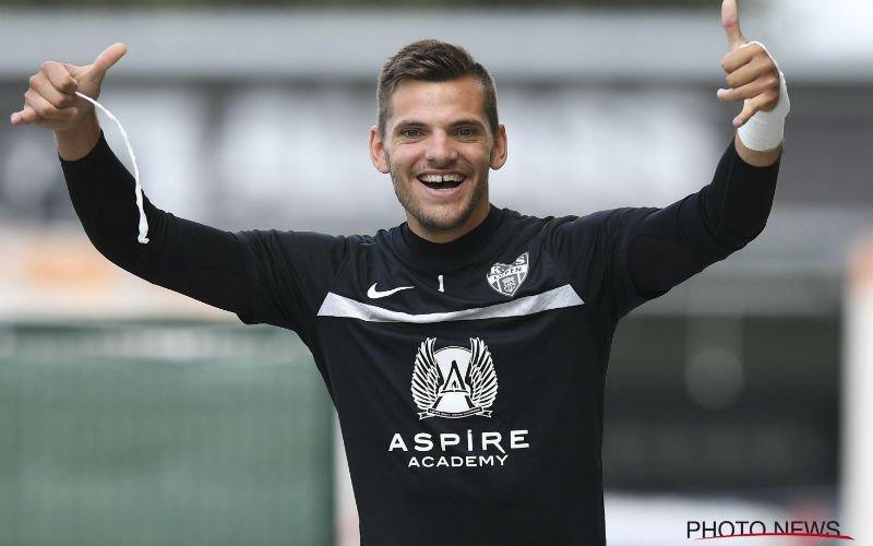 Van Crombrugge reageert op transfer:
