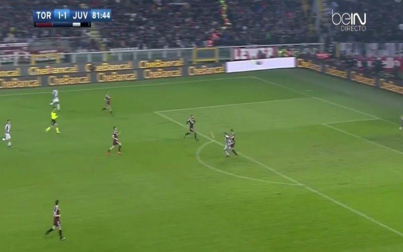 Higuain bezorgt Juventus de zege in slotfase van Turijnse derby met geweldig doelpunt (Video)