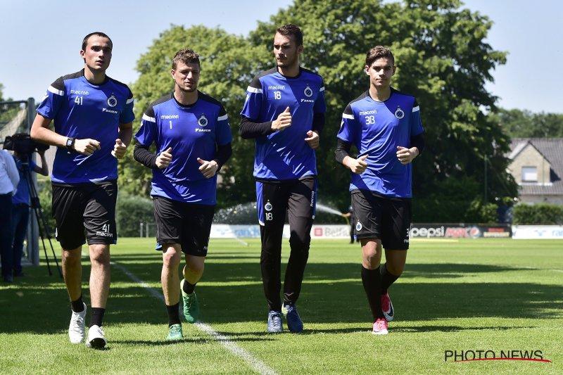 Wie staat in doel bij Club Brugge? Leko reageert