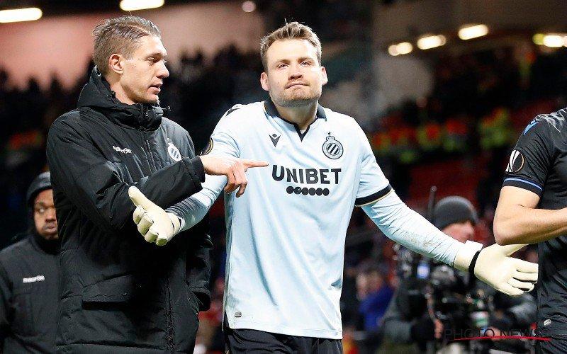 Kwade Simon Mignolet haalt fors uit na uitschakeling Club Brugge