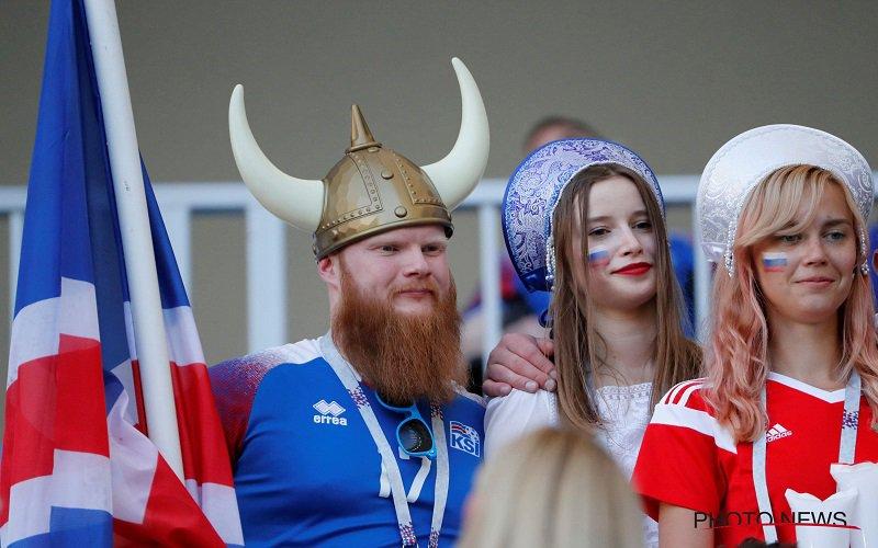 Argentinië kijkt met argusogen naar opstellingen Nigeria-IJsland