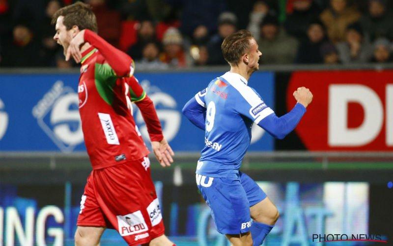 Buffel redt RC Genk na een zinderend slot tegen KV Oostende