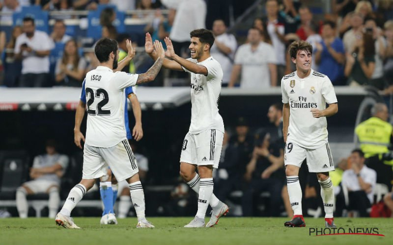 Real Madrid-ster weken out door blindedarmontsteking
