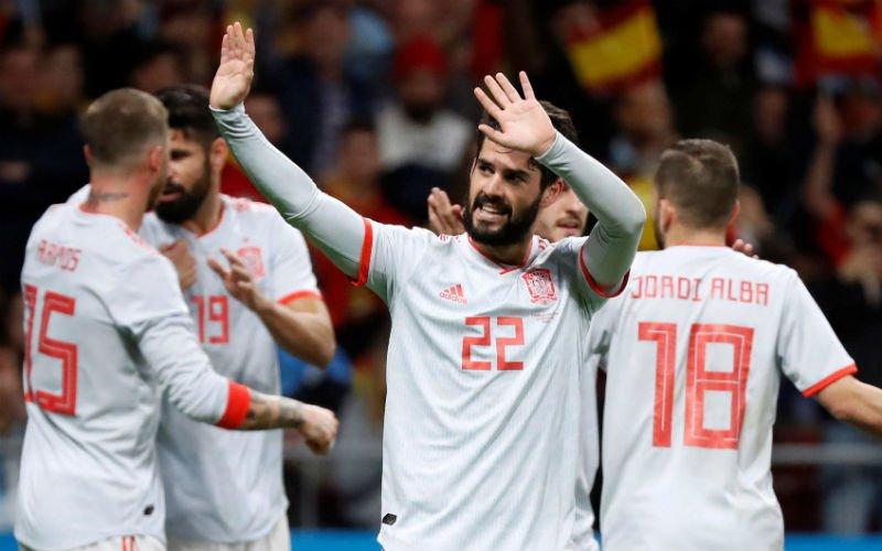 Wed vanavond op Spanje en VERDUBBEL je inzet!
