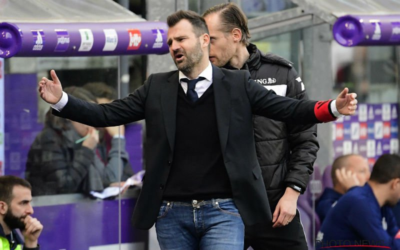 'Leko troeft Anderlecht af en haalt eerste aanwinst binnen bij Antwerp'