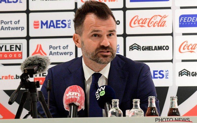 'Leko klopt op tafel, Antwerp gaat uitpakken met drie inkomende transfers'