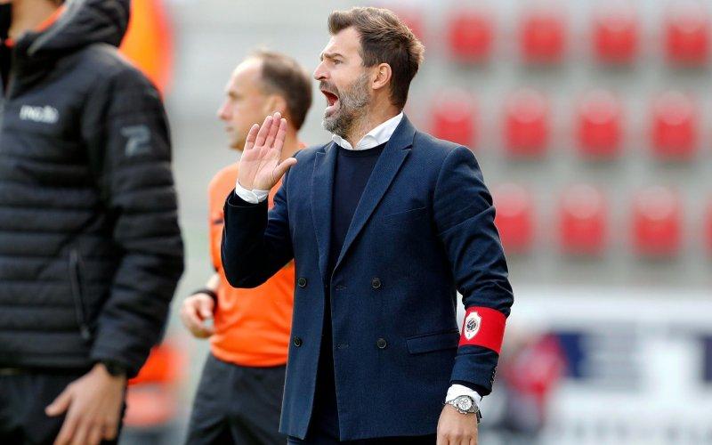 'Antwerp neemt deze beslissing over ontslag van Ivan Leko'