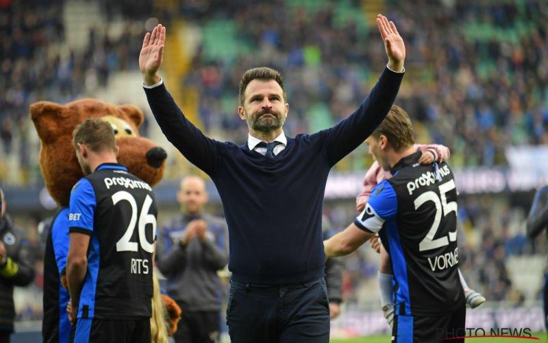 Ivan Leko breekt helemaal na laatste match bij Club Brugge