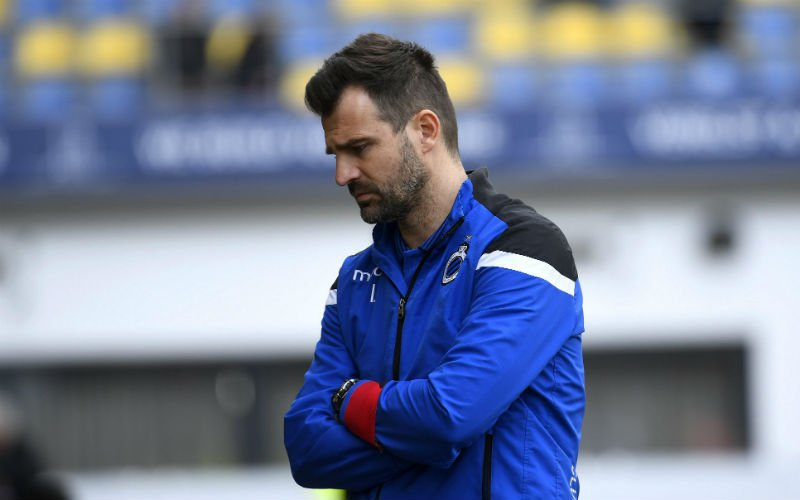 Eén belangrijke afwezige in wedstrijdselectie Club Brugge